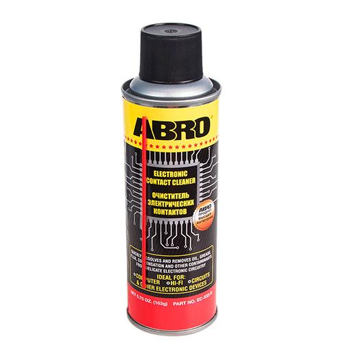 ABRO Очиститель электронных контактов ЕС-533 (163гр) (ЕС-533)